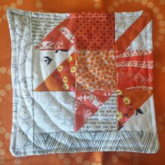 This week was our September guild meeting, which is always exciting (I love seeing my quilty...
