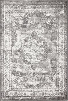 Ford Gray Area Rug