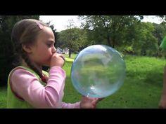 magic balloon, der ballon aus der tube
