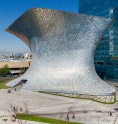 Galería - Museo Soumaya / FR-EE / Fernando Romero Enterprise - 01