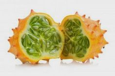 Fruit pour le bureau: 5 de plus étranges fruits dans le monde KIWANO