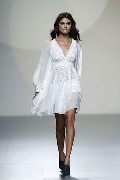 Nice dress from Teresa Helbig