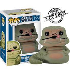 Star Wars - Jabba The Hutt POP! Vinyl Bobble Figure