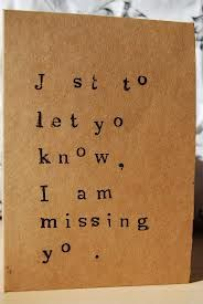 i am missing u typewriter print - Google Search