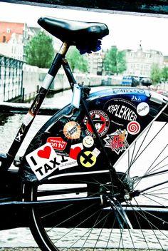 À Bicyclette #3
