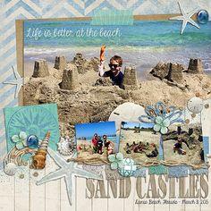 Digi sand-castles