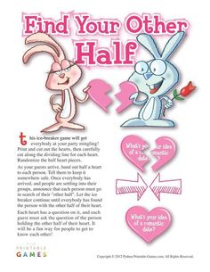 Find Your Other Half Heart, $3.95