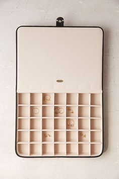 Mele & Co. Cameron Jewelry Box - Urban Outfitters