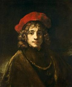 Rembrandt van Rijn - Titus, the Artist's son