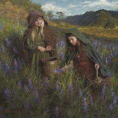 Morgan Weistling Christian Paintings   Morgan Weistling - Arte