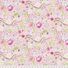 Laura Heine - The Dress - Garden - Pink