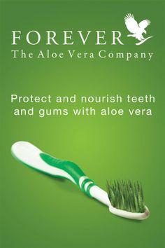 Forever Bright Toothpaste. Tandpasta zonder fluor, zonder schuurmiddel, zonder munt. Maar met ALoe Vera, met Propolis, met Iers Mos en een zachte polijsting tijdens het poetsen. (http://www.facebook.com/liveYourDream2Forever)