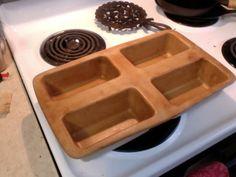 Seasoning stoneware baking pans and pizza stones