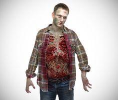 Walking Dead Walker Chest Plate - #Spooky #Scary | MadeofMillions.com