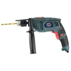 Impact Drill easy and comfortable drill for medium range projectsPower Output: HammerSpeed: VariableRubber Grip inlaysCompact and lightweightDIY Month Warranty Usually dispatched within Days
