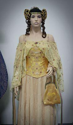 Amidala Meadow Picnic Gown Recreation
