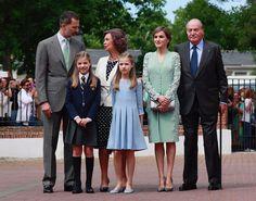 Infanta Sofía Primera Comunión