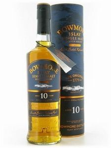 Catawiki online auction house: Bowmore Tempest Batch 1