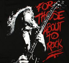 acdc for those about to rock - Google Search