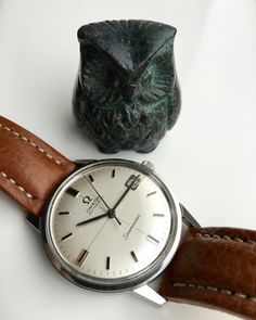 Vintage OMEGA Seamaster Automatic Dress Watch In Stainless Steel Circa 1960s - https://omegaforums.net
