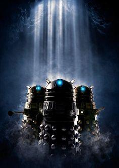 Daleks More