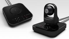 Logitech Conference Camera on Behance