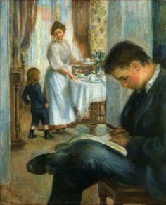 Série: Café com Arte - Sexta parada - Pierre Auguste Renoir
