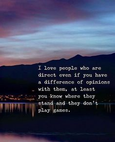 I love people who are direct even if you have a difference.. via (https://ift.tt/2sSVatT)