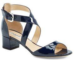 L.K. Bennett 'Cresida' Ankle Strap Sandal (Women)