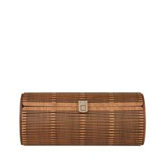 Virgo Walnut Wood - Wooden Clutch | MIRTA