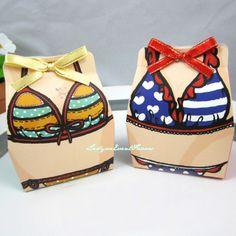 Bikini Favor Box