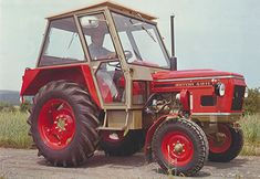 """Series """"9"""" UR I Tractor Cabs, Jeep Cj, New Holland, Wheels And Tires, Monster Trucks, Workshop, Vehicles, Vintage, Manual"""