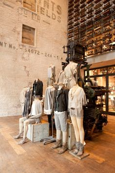 AllSaints Spitalfields Michigan Avenue Chicago 49