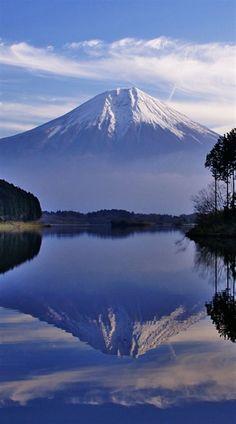 Yokohama Metropolis and Mount Fuji, Japan Monte Fuji Japon, Terre Nature, Beautiful World, Beautiful Places, Landscape Photography, Nature Photography, Places To Travel, Places To Visit, Fuji Mountain