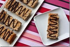 Chocolate chip bars (gluten Free)