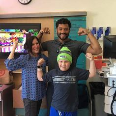 Strong Joey at Seattle Children's 5.3.16