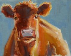 """noodled"" original fine art by Carol Carmichael"