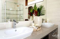 Orbit Homes Oasis 33 - Ensuite Bathroom.