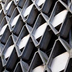 Photograph by Alex James Bruce. Brutalist, Modern Architecture, Photograph, Design, Photography, Modernism, Photographs, Contemporary Architecture, Fotografia