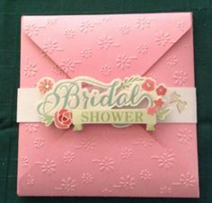 BRIDAL SHOW GIFTS CARD