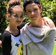 Annie and Hayden