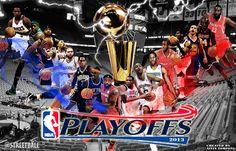 NBA Basketball   NBA Playoffs Basketball Wallpaper 2013 - Streetball