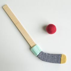 DIY Indoor Hockey