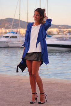 Color Power ( Jackets & Silk Tanks ) with Natalia Cabezas