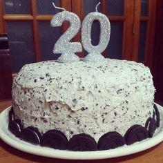 52 Ideas Birthday Boyfriend Food For 2019 Birthday Cake For Boyfriend, Birthday Presents For Girlfriend, Birthday Cupcakes, Birthday Fun, Birthday Wishes, Birthday Ideas, Boyfriend Food, Homemade Birthday Cards, Oreo Cake