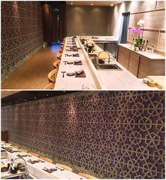 Murasaki: Customized Luxury Vinyl Wallpaper from Wall & Deco