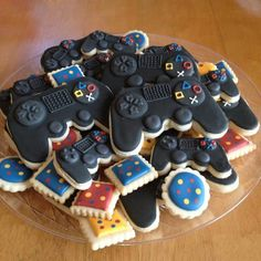 PS4 Controller Cookies by........ Ivette Miranda