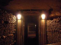 Catacombes de Paris カタコンブ