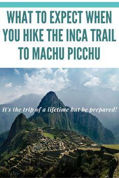 My inside story of how I hiked four days to Machu Picchu in Peru with G Adventures - it's a tale of blisters, terrible toilets and an unforgettable once-in-a-lifetime journey Solo Vacation, Vacation Trips, Vacations, Travel Reviews, G Adventures, Machu Picchu, Travel Alone, Toilets, World Heritage Sites