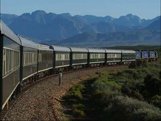 The Blue Train South-Africa